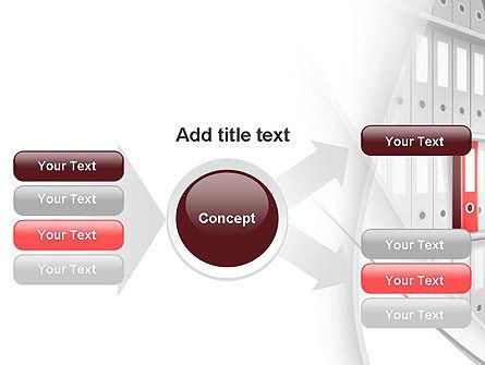 Archive Folder PowerPoint Template Slide 14