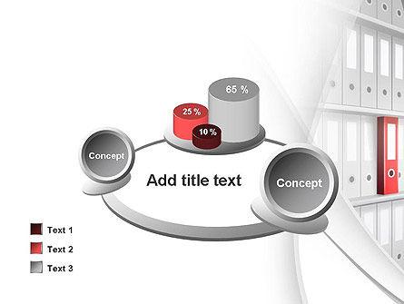 Archive Folder PowerPoint Template Slide 16