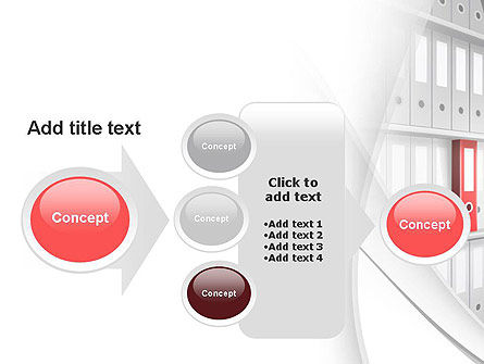 Archive Folder PowerPoint Template Slide 17