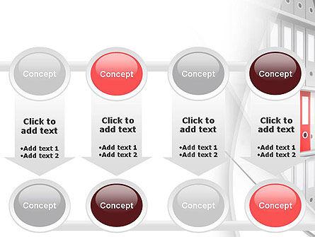Archive Folder PowerPoint Template Slide 18