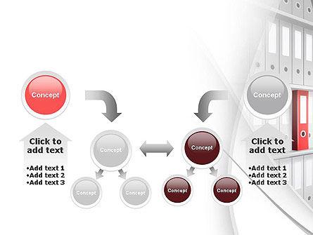 Archive Folder PowerPoint Template Slide 19
