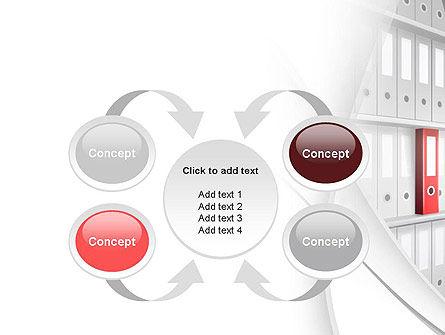 Archive Folder PowerPoint Template Slide 6