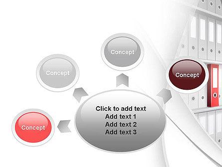 Archive Folder PowerPoint Template Slide 7