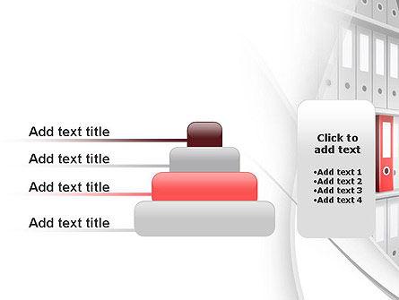 Archive Folder PowerPoint Template Slide 8