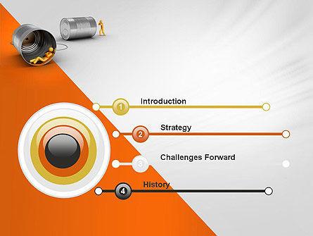 Reputation Management PowerPoint Template, Slide 3, 11054, Telecommunication — PoweredTemplate.com