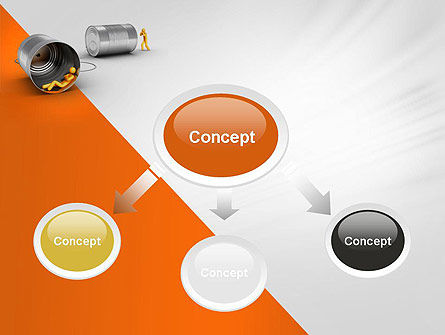 Reputation Management PowerPoint Template, Slide 4, 11054, Telecommunication — PoweredTemplate.com