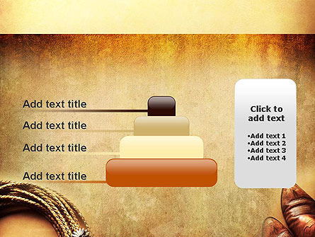 Cowboy Theme PowerPoint Template Slide 8