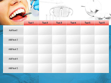 Dental Care PowerPoint Template Slide 15