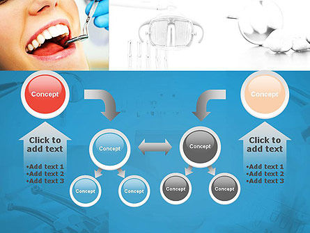 Dental Care PowerPoint Template Slide 19