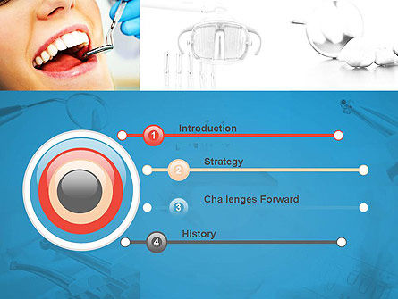 Dental Care PowerPoint Template Slide 3