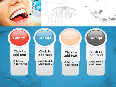 Dental Care PowerPoint Template Slide 5