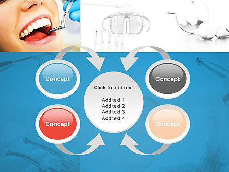 Dental Care PowerPoint Template Slide 6