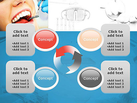Dental Care PowerPoint Template Slide 9