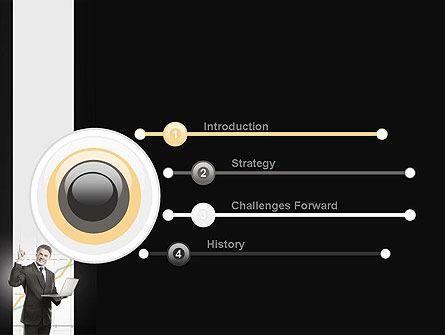 Expert PowerPoint Template, Slide 3, 11061, Consulting — PoweredTemplate.com