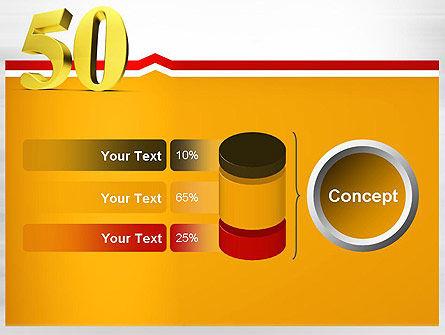 50 PowerPoint Template Slide 11