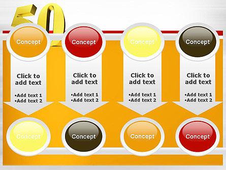 50 PowerPoint Template Slide 18
