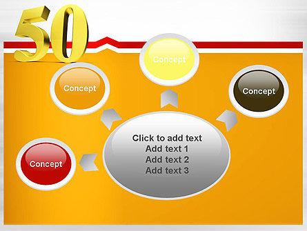 50 PowerPoint Template Slide 7
