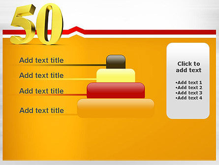 50 PowerPoint Template Slide 8