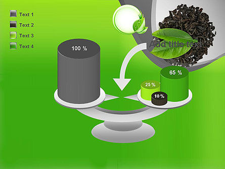 Tea Leaves PowerPoint Template Slide 10