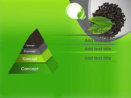 Tea Leaves PowerPoint Template Slide 12
