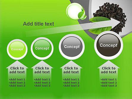 Tea Leaves PowerPoint Template Slide 13