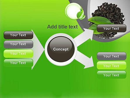 Tea Leaves PowerPoint Template Slide 14