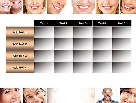 Preventative Dentistry PowerPoint Template Slide 15