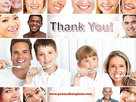 Preventative Dentistry PowerPoint Template Slide 20