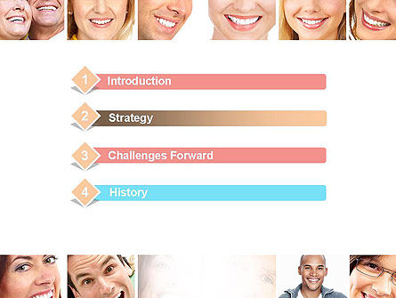 Preventative Dentistry PowerPoint Template, Slide 3, 11067, Medical — PoweredTemplate.com