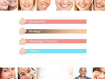 Preventative Dentistry PowerPoint Template Slide 3