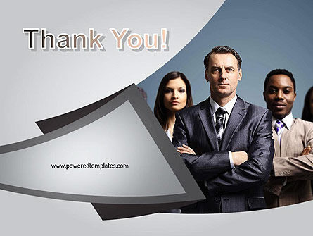 Business People PowerPoint Template Slide 20