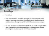 Clean Office PowerPoint Template#2
