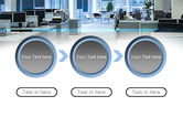 Clean Office PowerPoint Template#5