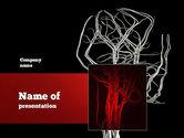 Medical: Temporomandibular Joint PowerPoint Template #11070