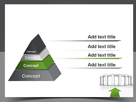 Choosing The Right Way PowerPoint Template Slide 12