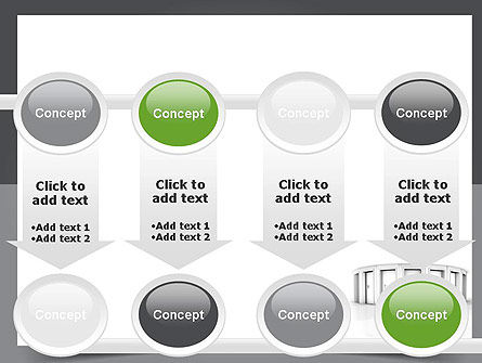 Choosing The Right Way PowerPoint Template Slide 18