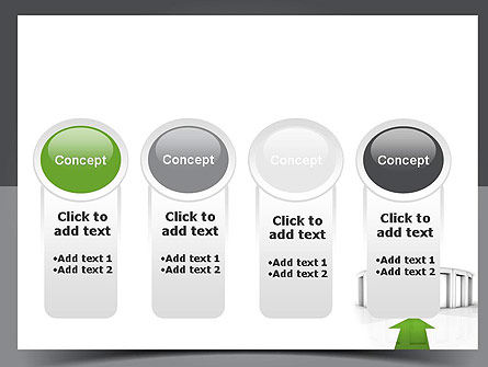 Choosing The Right Way PowerPoint Template Slide 5