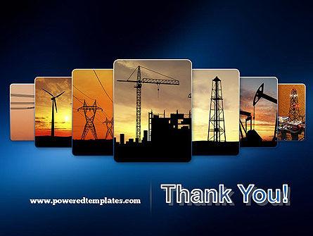 Industries PowerPoint Template Slide 20