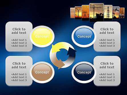 Industries PowerPoint Template Slide 9