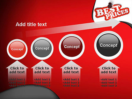 Best Prices PowerPoint Template Slide 13