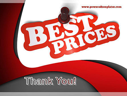 Best Prices PowerPoint Template Slide 20