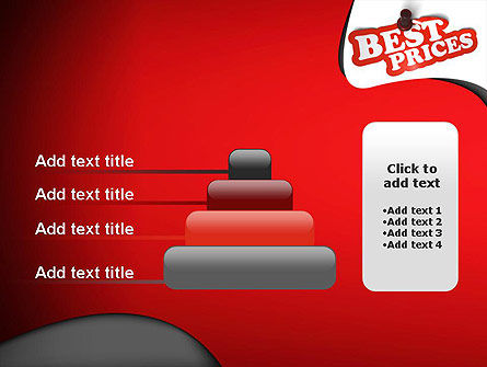Best Prices PowerPoint Template Slide 8