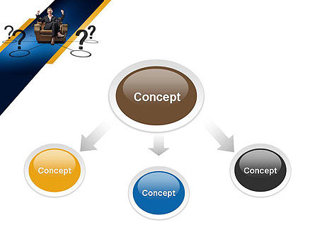 Ask an Expert PowerPoint Template, Slide 4, 11086, Consulting — PoweredTemplate.com