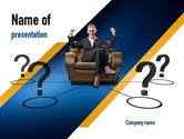 Consulting: Ask an Expert PowerPoint Template #11086