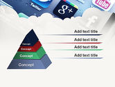 Social Media Applications PowerPoint Template#12