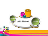 Riot of Color PowerPoint Template#16