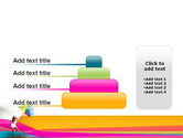 Riot of Color PowerPoint Template#8