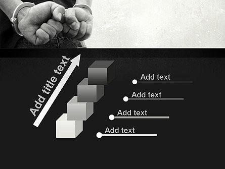 Suspected PowerPoint Template Slide 14