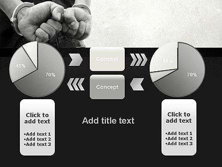 Suspected PowerPoint Template Slide 16