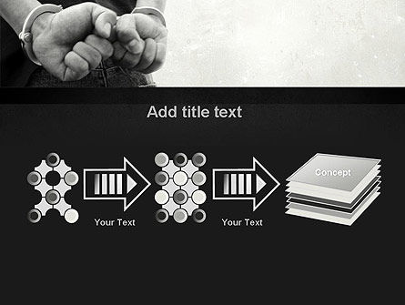 Suspected PowerPoint Template Slide 9